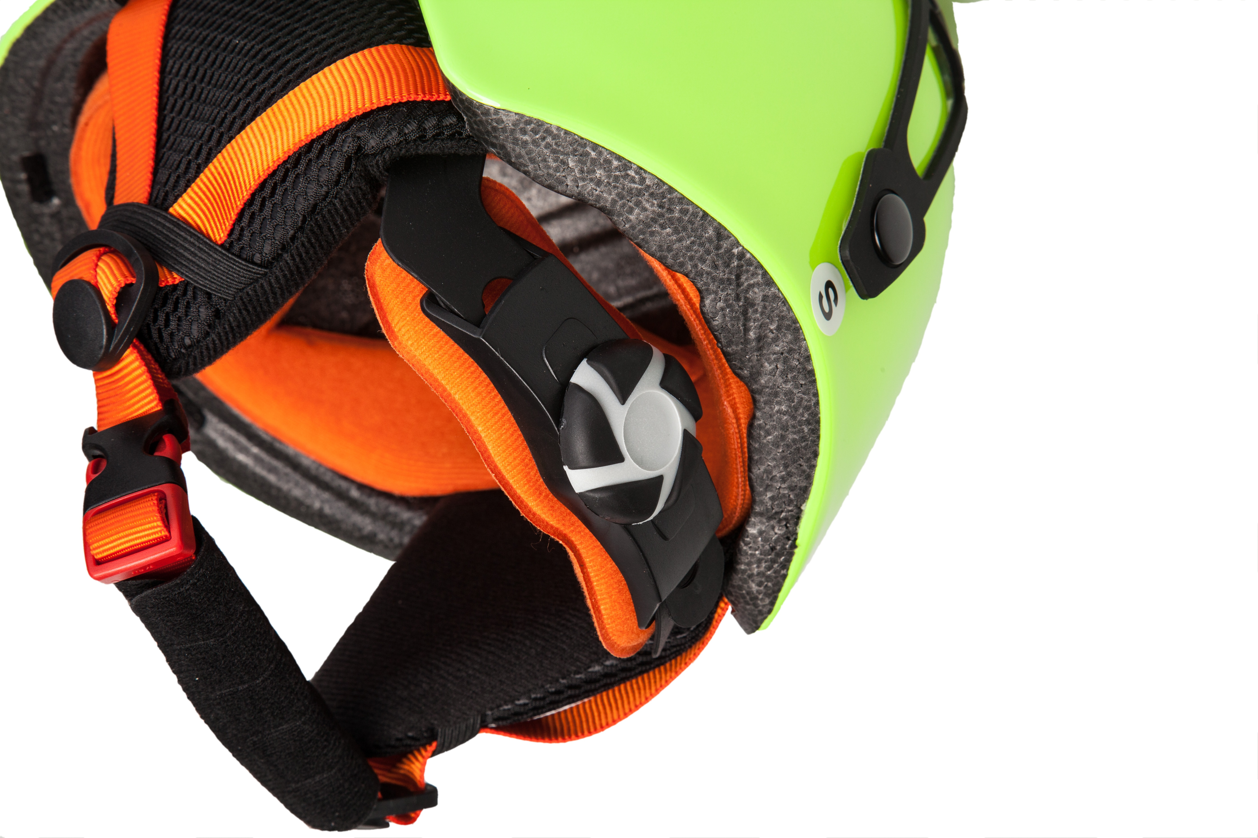 SIGNAL ski helmet, yellow